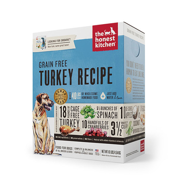 Grain Free Turkey Recipe