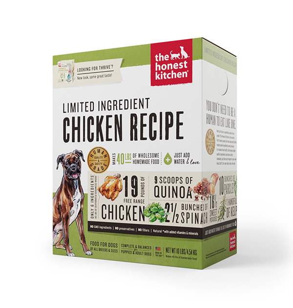 Limited Ingredient Chicken with Quinoa Recipe