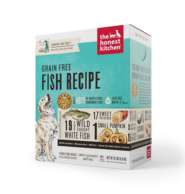 Grain Free Fish Recipe